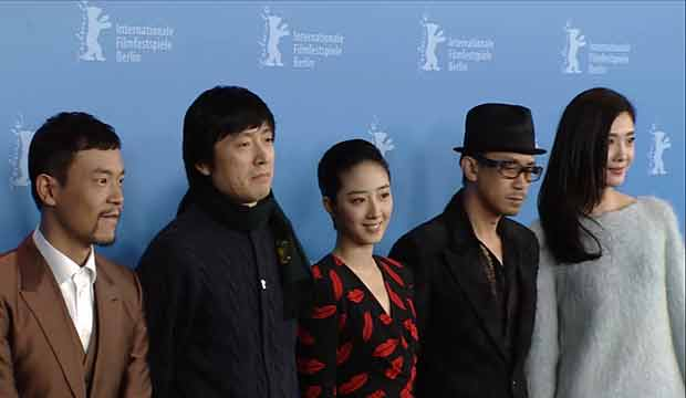 Black Coal thin Ice Golden bear berlinale 2014
