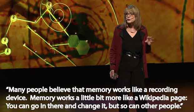 False Memory Elizabeth Loftus