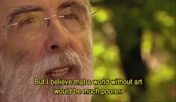 Michael Haneke Documentary My Life 2009