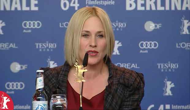 Boyhood Movie Richard Linklater Press Conference Berlin Film Festival